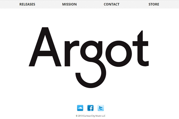 Argot Website
